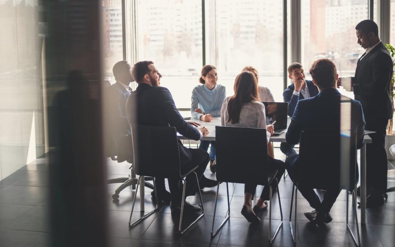 Conectividad en las Salas de Reuniones