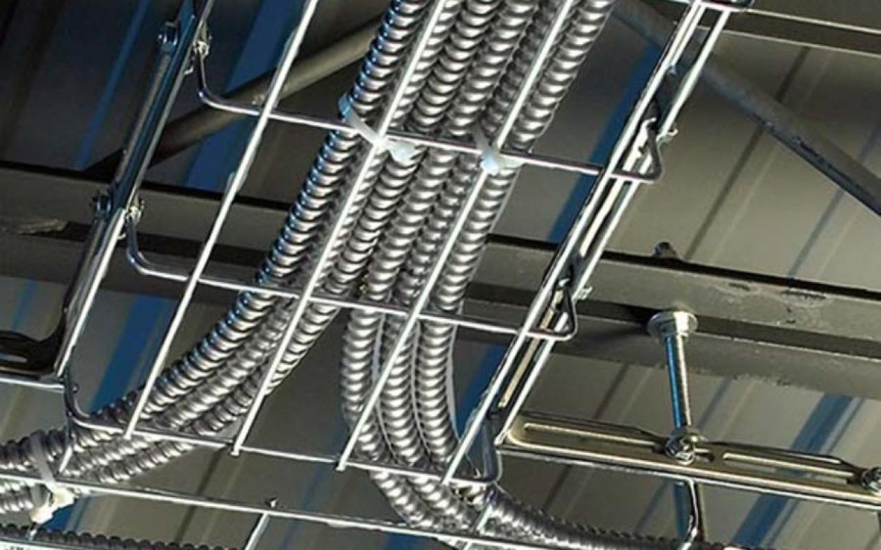 Manejo e Instalación de Bandejas Portacables con Base en la Norma NEMA VE-2